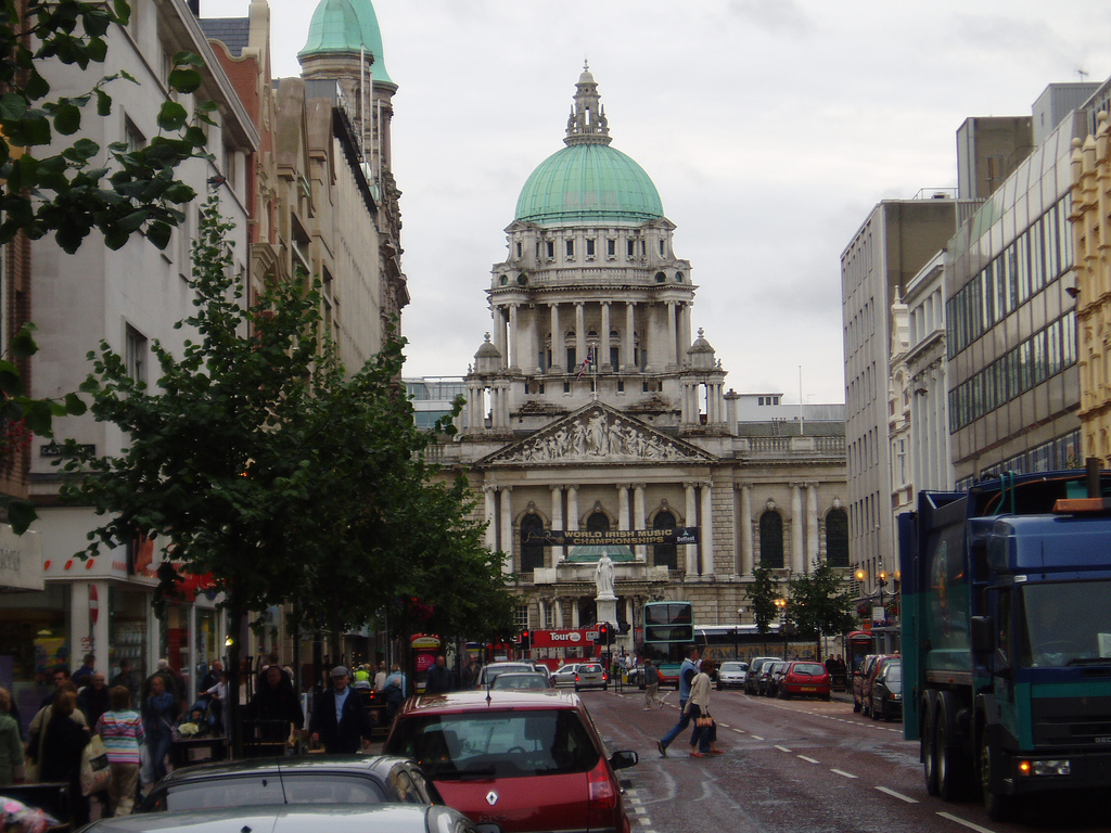 Visit Belfast with Experience Ireland
