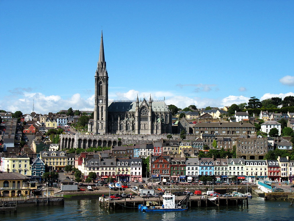 Visit Cobh with Experience Ireland