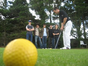 golf in ireland - summer activity in cork