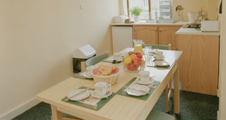 accommodation in cork with Experience Ireland