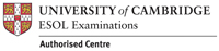logo cambridge examination